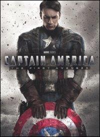 Captain America. The first avenger