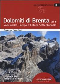 Vol. 3: Vallesinella, Campa e Catena settentrionale