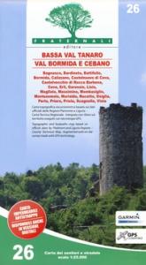 Bassa Val Tanaro, Val Bormida e Cebano