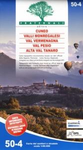 Cuneo, Valli Monregalesi, Val Vermegnana, Val Pesio, Alta Val Tanaro