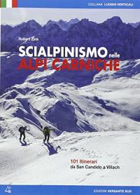 Scialpinismo nelle Alpi Carniche