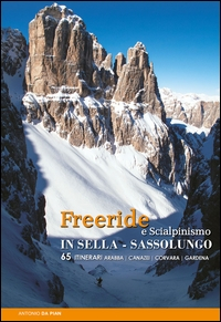 Freeride e scialpinismo in Sella Sassolungo