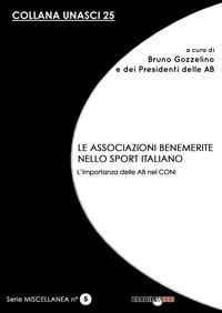 Le Associazioni Benemerite nello sport italiano