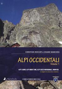 Vol. 1: Alpi Liguri, Marittime, Cozie Meridionali