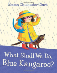 What shall we do, Blue Kangaroo?
