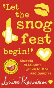 Let the snog fest begin!