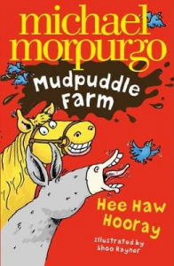 Mudpuddle farm. Hee-haw hooray!