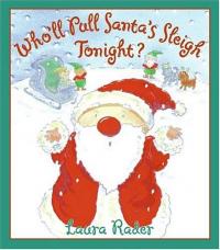 Who'll put Santa's sleigh tonight?