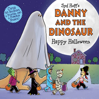 Syd Hoff's Danny and the dinosaurs. Happy Halloween