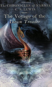 Bk. 5: The voyage of the Dawn Treader