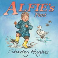 Alfie feet