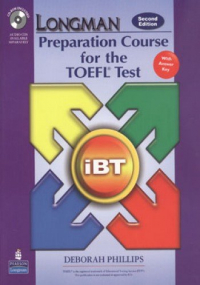 Longman preparation course for the TOELF test