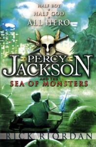 Percy Jackson & the Olympians. [2]: Percy Jackson and the sea of monsters