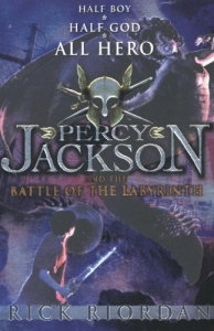 Percy Jackson and the battle of the labyrinth [The Olympians]