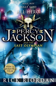 Percy Jackson and the last olympian  [The Olympians]