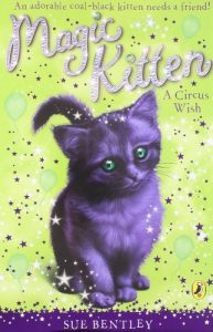 Magic kitten. [6], A circus wish