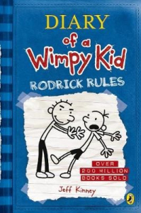 Diary of a wimpy kid. Rodrick rules