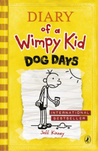 Diary of a Wimpy Kid. Dog Days