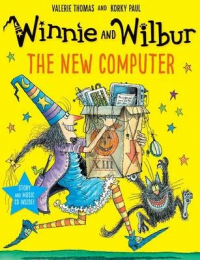 Winnie and Wilbur. The new computer