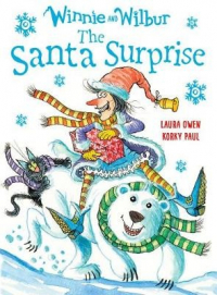 Winnie and Wilbur. The Santa Surprise