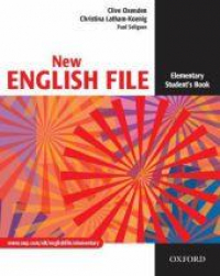 New English file. Elementary student's book