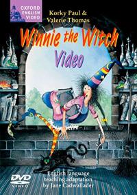 Winnie the Witch video