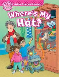 Where's my hat?