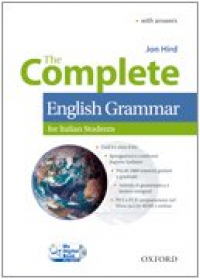 The complete english grammar for italian students