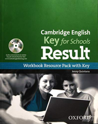 Workbook resource pack with key