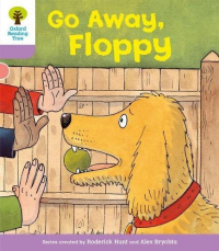 Go away, Floppy