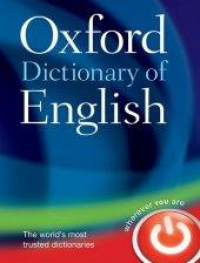Oxford dictionaty of english