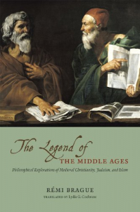 The legend pf the Middle Ages