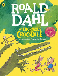 The Enormous Crocodile (Book and CD)