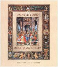 The painted book in Renaissance Italy