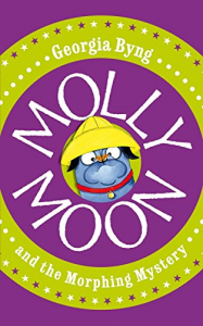 Molly Moon and the morphing mistery