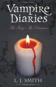 The vampire diaries. The fury
