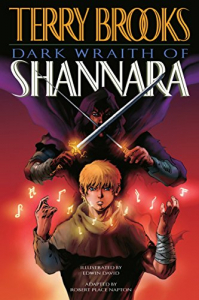 Dark wraith of Shannara / Terry Brooks ; illustrated by Edwin David ; adapted by Robert Place Napton