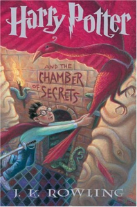 Harry Potter and the Chamber / J. K. Rowling