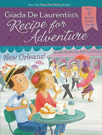 Recipe for adventure New Orleans !