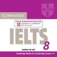 IELTS 8 [audioregistrazione]