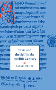 Texts and the self in the twelfth century