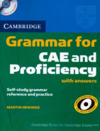 Grammar for CAE and proficiency