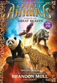 Spirit animals. Tales of the great beasts