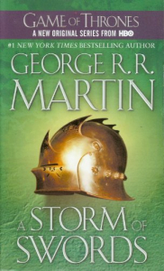 A song of ice and fire. 3: A storm of swords