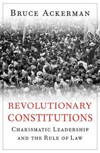 Revolutionary constitutions