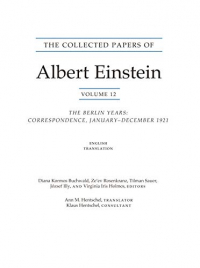 12: The Berlin years: correspondence, January-December 1921
