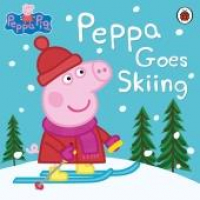 Peppa pig. Peppa goes skiing