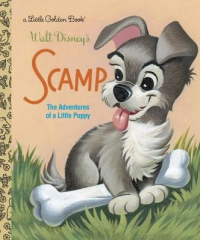 Scamp. The Adventures of a ittle Puppy