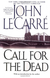 Call For The Dead / John le Carré - Pocket Books, 2002