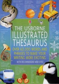 The usborne illustrated thesaurus